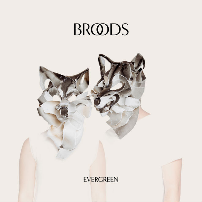 Broods - Four Walls