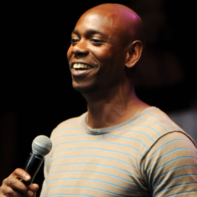 Dave Chappelle to Host Common's AAHH! Fest in Chicago