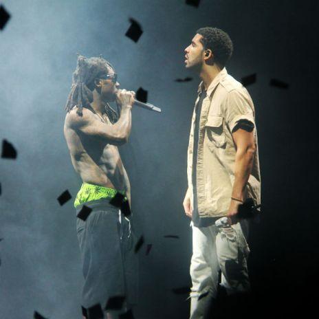 Drake & Lil Wayne Kick Off Joint Tour, Present Tour App Promo