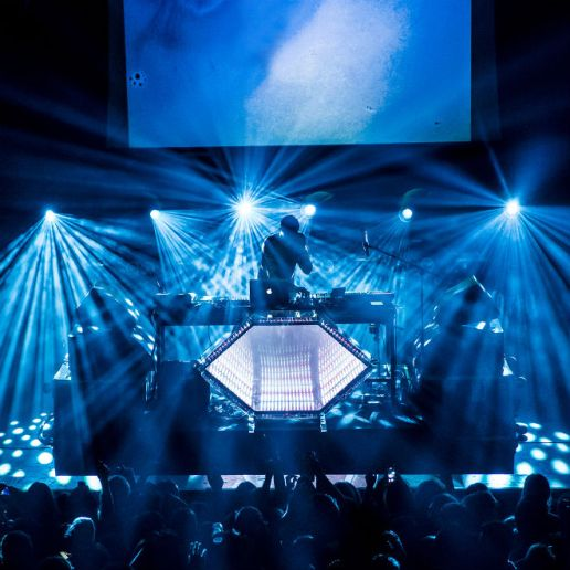 Flume at The Observatory  - Visual Impressions