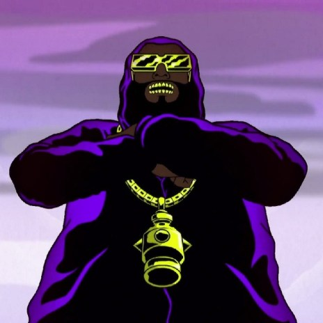 Flying Lotus Has Released A Captain Murphy Cartoon