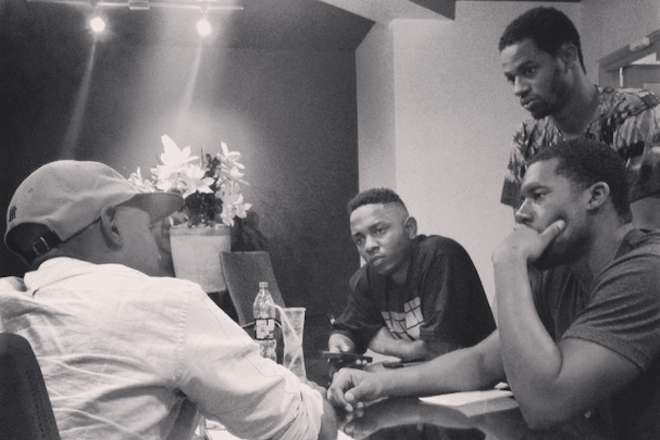 good kid m a a d city short film coming soon kendrick lamar and flying lotus meet with the director kahlil joseph