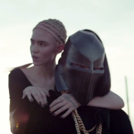 Grimes featuring Blood Diamonds - Go