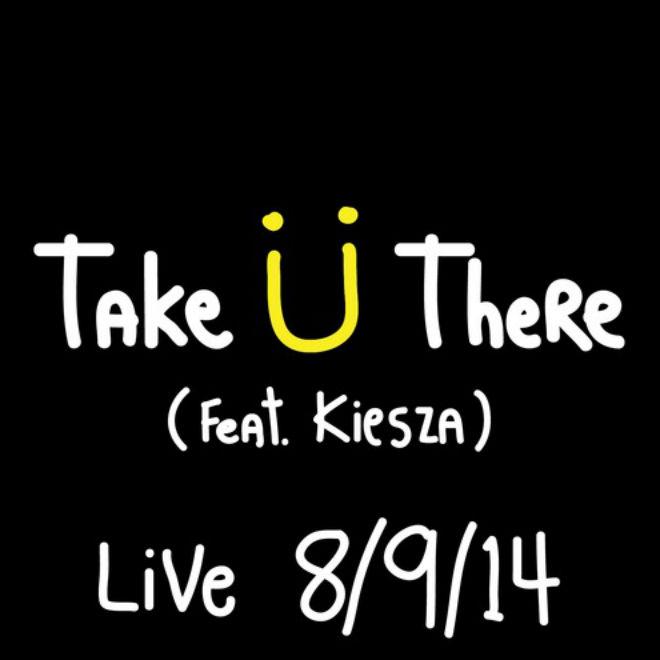 Jack U (Skrillex and Diplo) featuring Kiesza - Take U There (Preview/Download)