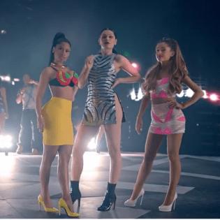 Jessie J, Nicki Minaj & Ariana Grande - Bang Bang
