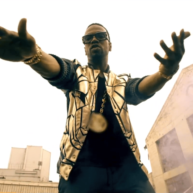 Juicy J featuring Nicki Minaj, Lil Bibby, Young Thug - Low