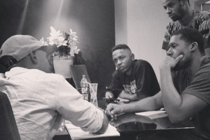 'Good Kid, M.A.A.D City' Short Film Coming Soon, Kendrick Lamar and Flying Lotus meet with The Director Kahlil Joseph