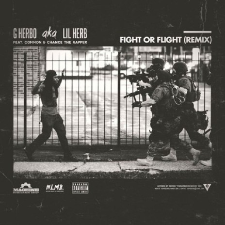 "G Herbo (Lil Herb) Recruits Common & Chance The Rapper for ""Fight or Flight"" Remix"