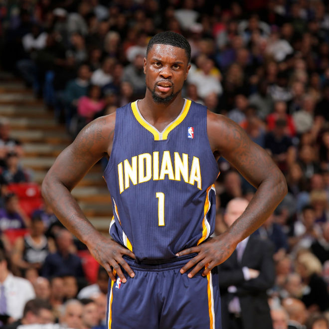 """Listen to Lance Stephenson's Version Of """"Hot N***a"""""""