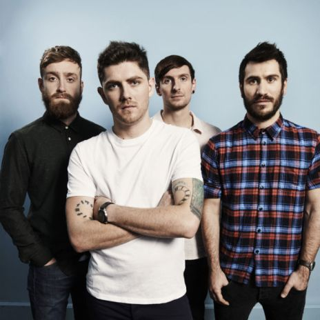 "Listen to Twin Atlantic's New Song ""Cell Mate"""