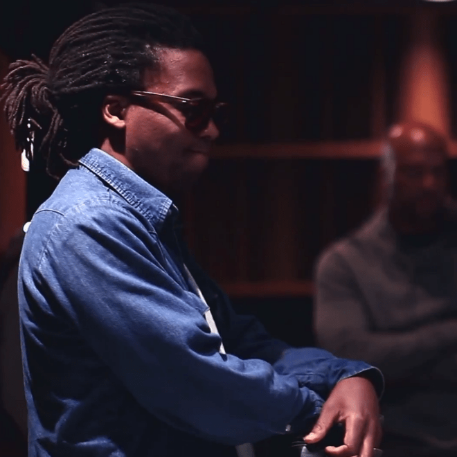 Lupe Fiasco featuring Jennifer Hudson & Common - Remission