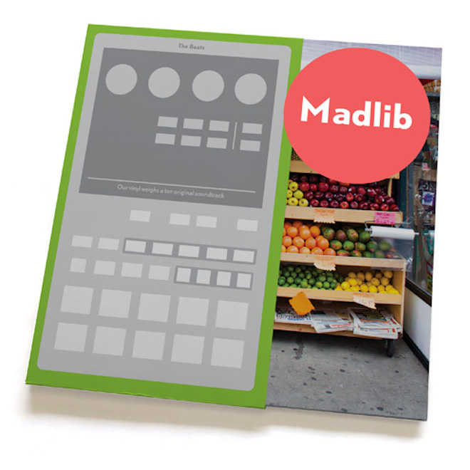 Madlib Announces 'The Beats' and Releases New Track