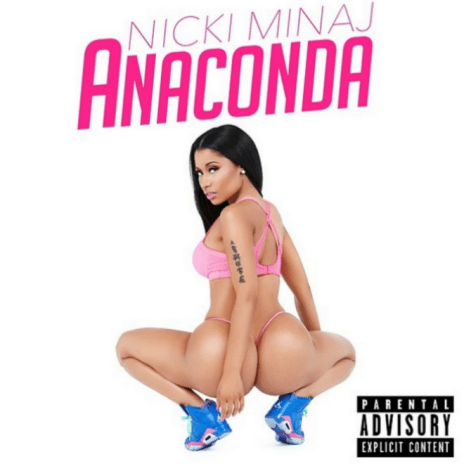 "Listen to Nicki Minaj's ""Anaconda"" & Preview Its Music Video"