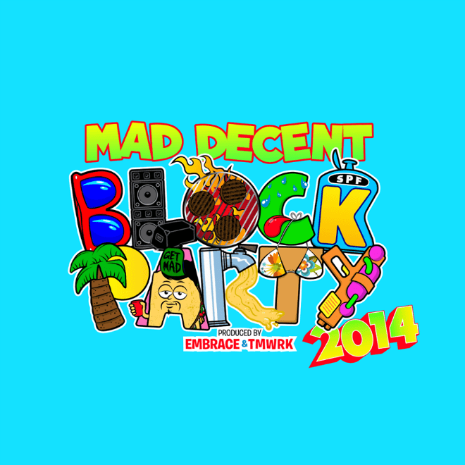 One Dead & 20 Hospitalized At Mad Decent Block Party