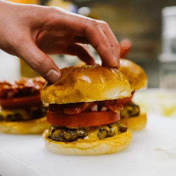 "Pharrell Williams Debuts His ""Pharrell Burger"" in Japan"