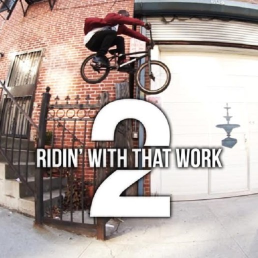 Pharrell-Sponsored BMX Rider Nigel Sylvester Releases 'Ridin' With That Work 2'
