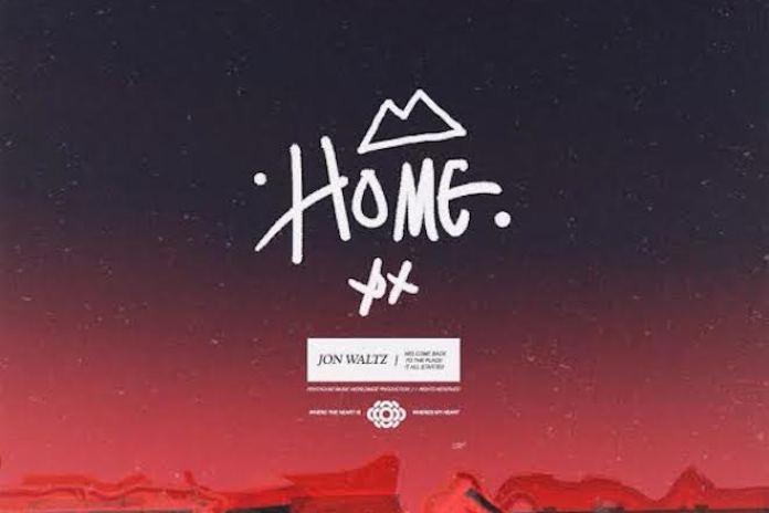 PREMIERE: Jon Waltz - Home