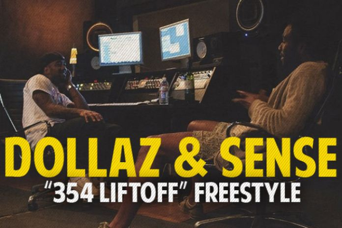 Problem featuring Childish Gambino - Dollaz & Sense (Freestyle)