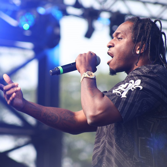 Pusha T Unveils Producers on 'King Push'