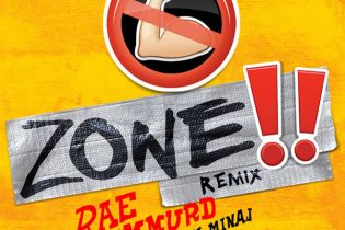Rae Sremmurd featuring Nicki Minaj & Pusha T - No Flex Zone (Remix)