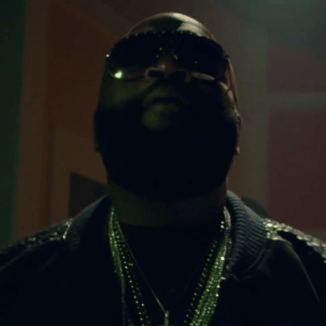 Rick Ross featuring French Montana - What A Shame