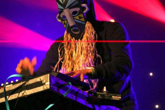 SBTRKT Shares Live Versions of New Songs with Ezra Koenig & Sampha