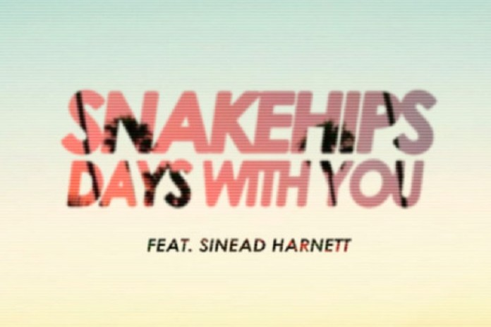 Snakehips - Days With You (Fwdslxsh Remix)