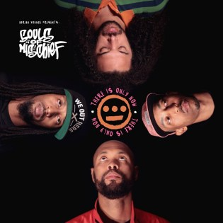 Souls of Mischief - There Is Only Now (Album Stream)