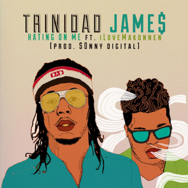 Trinidad Jame$ featuring ILOVEMAKONNEN - H.O.M.E (Hating On Me)
