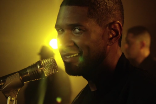 Usher featuring Nicki Minaj - She Came to Give It to You
