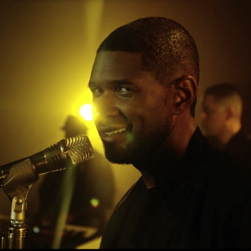 Usher featuring Nicki Minaj - She Came to Give It to You