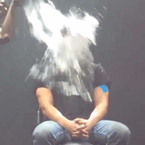 Watch Drake Getting Ice  Water Dumped By Lil Wayne for ALS Ice Bucket Challenge, Nominates Beyoncé