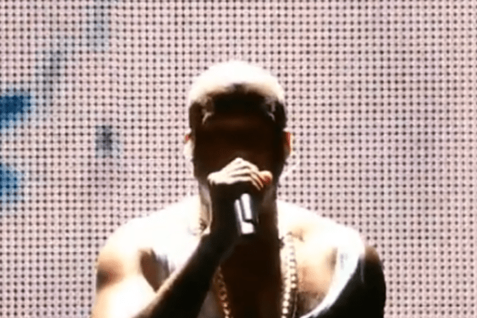 Watch Kanye West Perform at Made In America Philadelphia