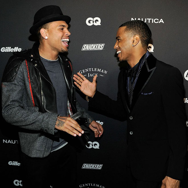 "Chris Brown & Trey Songz Remix ""Tuesday"" & ""Made Me"""