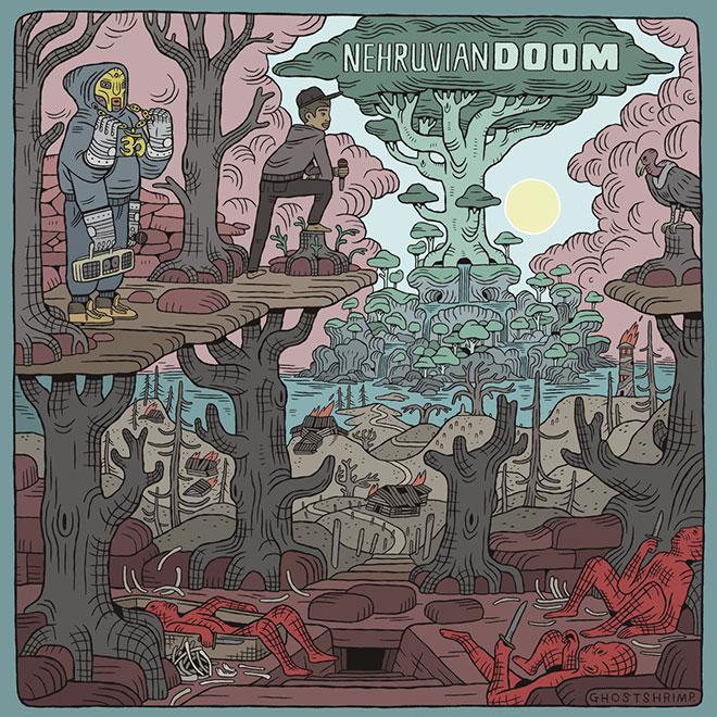 DOOM & Bishop Nehru - NehruvianDOOM (Album Stream)