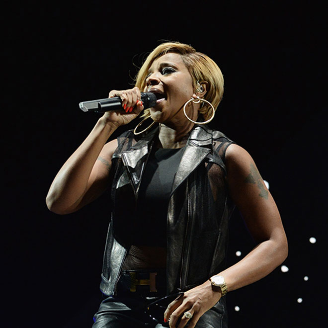 Disclosure to Co-Produce Mary J. Blige's New Album