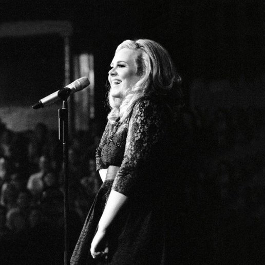 Hear Unreleased Material from Adele's '21'