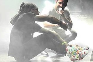 "Lil Wayne and Drake Perform ""Hold On, We're Going Home"" Together"