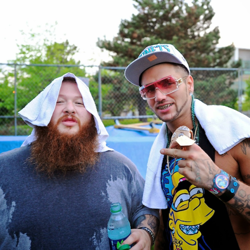 RiFF RaFF featuring Action Bronson - Rookies of The Future