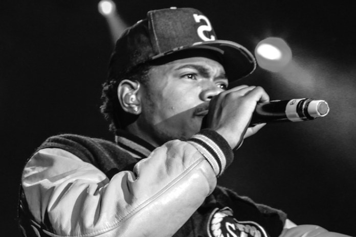 Chance The Rapper Announces Fall Tour