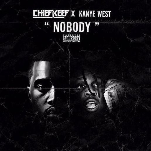 Chief Keef featuring Kanye West – Nobody (Artwork)