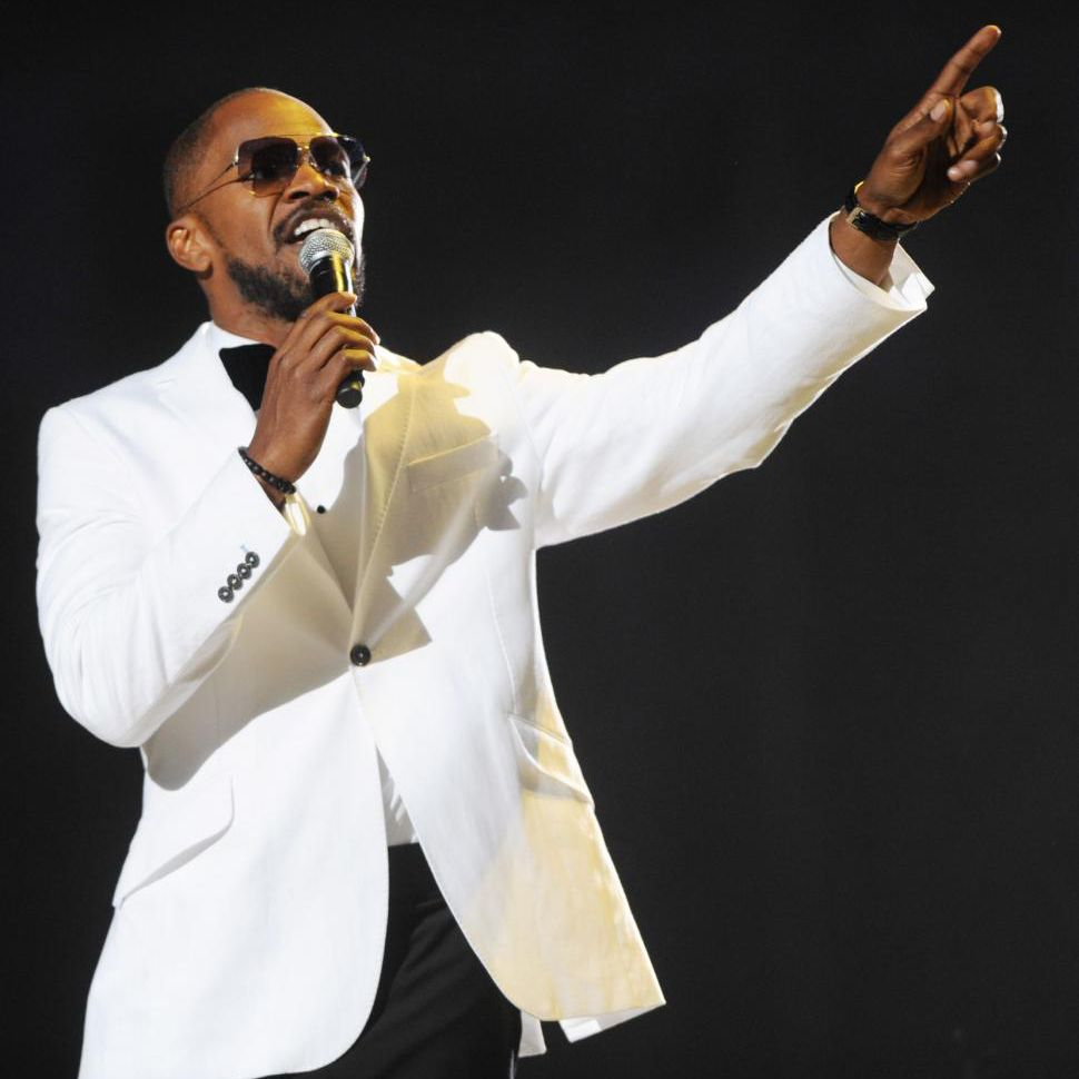 Jamie Foxx featuring 2 Chainz – Party Ain't A Party