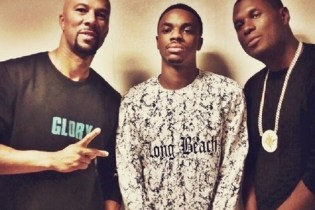 """Jay Electronica Featured on Remix of Common & Vince Staples' """"Kingdom"""""""