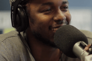 Kendrick Lamar Freestyles on Big Boy's Neighborhood