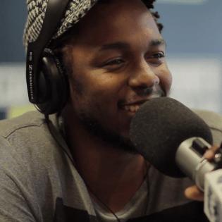 Kendrick Lamar Freestyles on Big Boy's Neighborhood