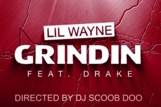 "Lil Wayne Teases ""Grindin"" Video"