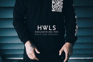 Listen to HWLS' 'Diplo & Friends' Mix