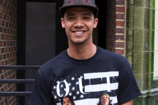 Moving Between Worlds: A Conversation with Raleigh Ritchie