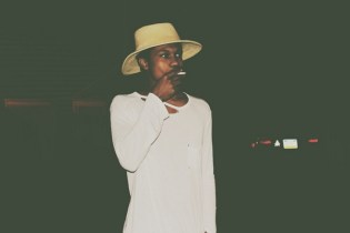 "Raury Performs Acoustic Rendition of Kanye West's ""Blood on the Leaves"""
