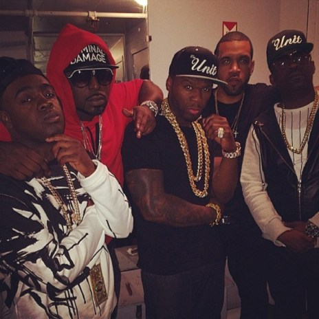 The Entire G-Unit Sits Down with 'Ebro In The Morning'